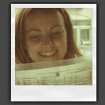 Polaroid photo effect