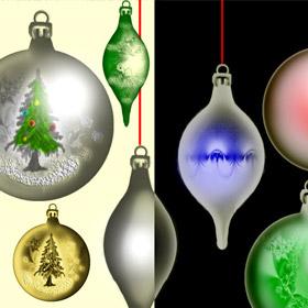 Photoshop christmas tutorials