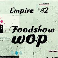 Foodshow font