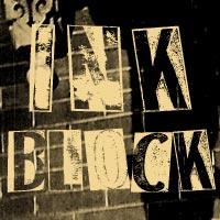 Ink Block font