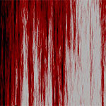 Blood on a wall