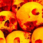 Skulls brushes