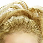 retouch hair roots