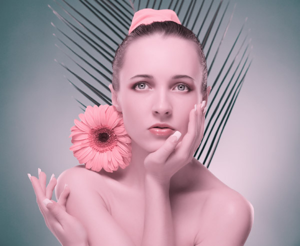Photoshop Technicolor Effect