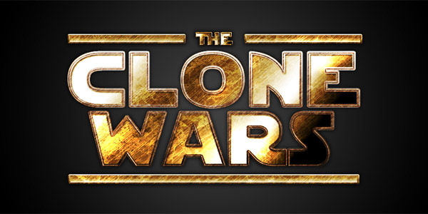 Star Wars Text Effect