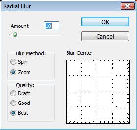 radialBlur