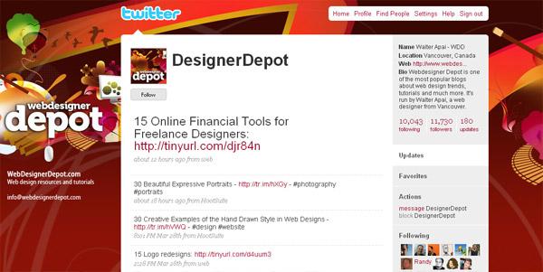 Designer depot