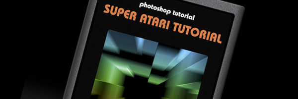 Videogames Photoshop tutorials