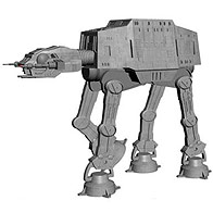 45 Striking Free Star Wars 3D Models for Photoshop